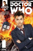Doctor Who The Tenth Doctor Adventures #11 (Cover B)